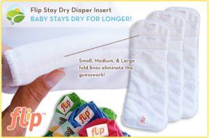 Flip Stay Dry Insert