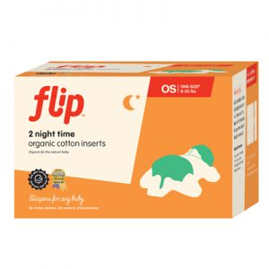 Flip Night Time Organic Insert