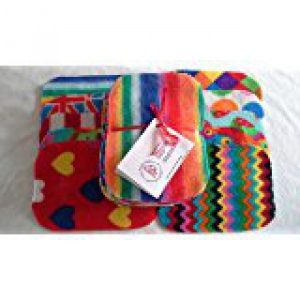 Fleece Washable Wipes