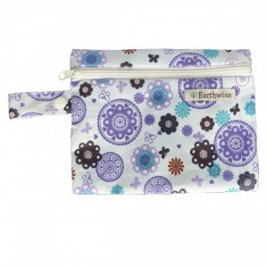 Earthwise Mini Wet Bag/Pad Purse