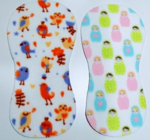 Hourglass Fleece Liners