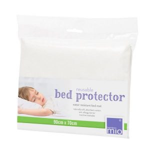 Mattress Protector flat sheet 90cm x 70cm