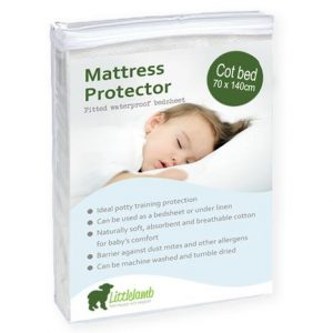 Mattress Protector from Little Lamb
