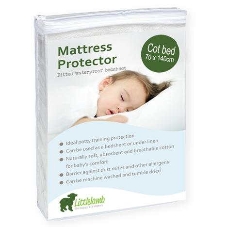 Mattress Protector from Little Lamb