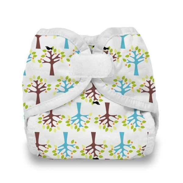 Blackbird Thirsties Nappy Cover