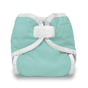 aqua thirsties Nappy cover