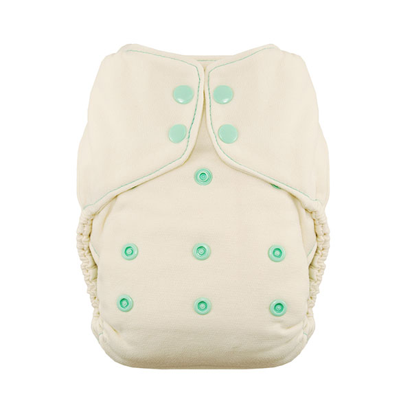 Thirsties Natural Fitted one size nappy