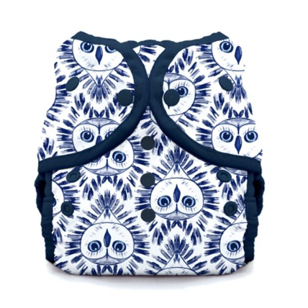 Owl Thirsties Pocket Nappy
