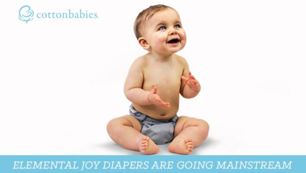 Elemental Joy nappies are going mainstream