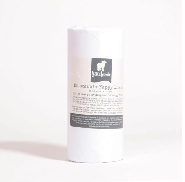 Little Lamb Paper Liners