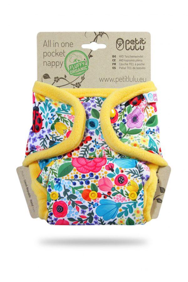 blooming garden Petit Lulu Pocket
