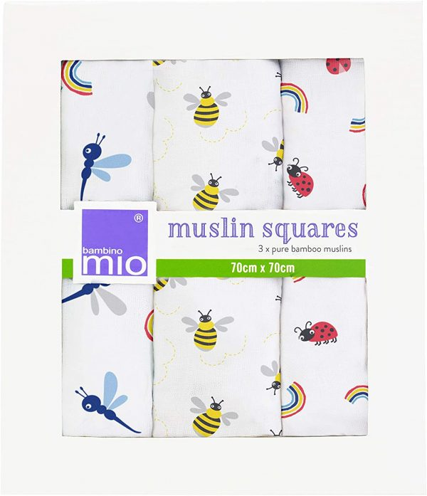Mio Muslins pure bamboo
