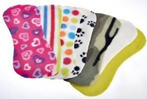 Newborn Hourglass Fleece Liners