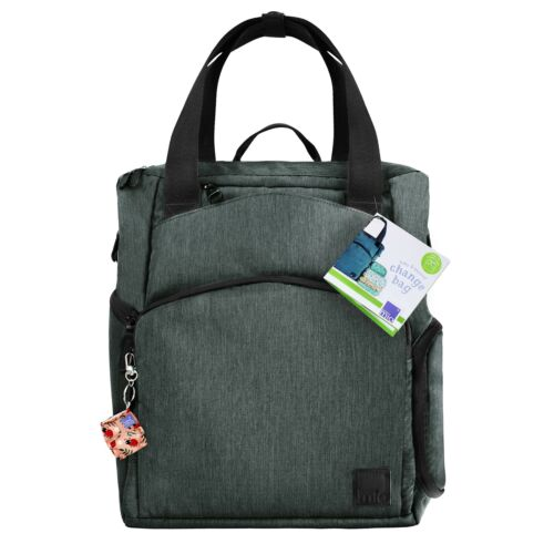 Baby & Beyond Change Bag Charcoal Grey